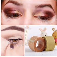 Double Eyelid Roll-Nudy Skin Complexion Color-Surgical-Extension Tape