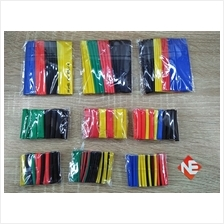 328pcs Heat Shrink Tube - Different Size And Length