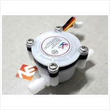 YF S401 Water Flow Sensor - Hall sensor Meter 6mm Hose Water Purifier Arduino