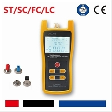 JW3208A/C FC ST SC LC Portable Fiber Optic Tester Optical Power Meter