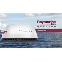 Raymarine Quantum Q24W 18' Wireless CHIRP Radar