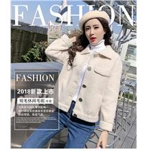 FairyCity Korean Long Sleeve Thicken Jacket [Pre-Order] HCF-0370