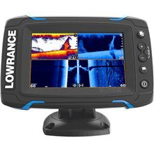 Lowrance Elite 5 Ti Touchscreen Fishfinder Chartplotter with Cmap
