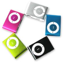 MINI FASHION CLIP MP3 PLAYER - SUPPORT UP TO 8GB