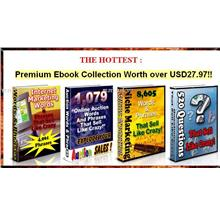 Want to Increase Your Sales? Get Ebook Collection Worth over USD27.97!