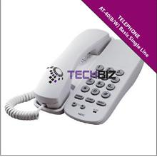 AT-40(B/W)NEC Basic Single Line Telephone(SLT)