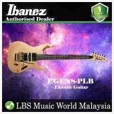 Ibanez EGEN8-PLB Platinum Blonde Solid Body Electric Guitar (EGEN8)