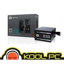 * COOLER MASTER MWE BRONZE 550W POWER SUPPLY (MPX-5501-ACAAB-UK)