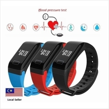 Smart Band Blood Pressure Watch F1 Watch With Heart Rate Monitor