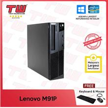 Lenovo M91P (SFF) Core i5 3.10GHz (Refurbished)