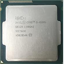 Intel Core i5-4590s Processor 3.0GHz 6M 5GTs LGA1150