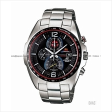 CASIO EFR-528RB-1A EDIFICE Red Bull Racing SS bracelet black LE