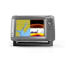 Lowrance HOOK2-7 SplitShot Transducer Fishfinder and GPS ChartPlotter