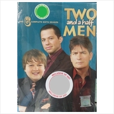 English Drama Two And A Half Men The Complete Sixth Season DVD