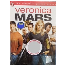 English Drama Veronica Mars The Complete Second Season DVD