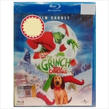 How The Grinch Stole Christmas Blu Ray.English Movie How The Grinch Stole Christmas Blu Ray Best Price In Malaysia