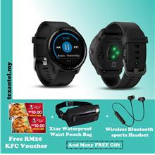 Garmin Vivoactive 3 Music Watch Free RM20 KFC Voucher & Others Gift