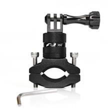 Sport Camera 360 Degree Rotation Aluminium Handlebar Mount for Gopro