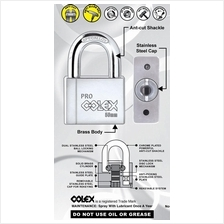COLEX ANTI-CUT SERIES PADLOCK
