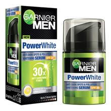 GARNIER MEN Power White Mosturizer 40ml