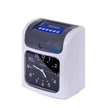 Work Time Attendance Record Machine Punch Card Analogue clock
