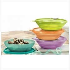 Tupperware Fun Bowls (4) 450ml