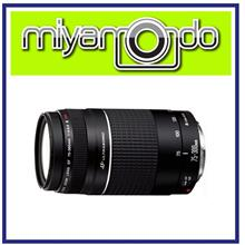 NEW Canon EF 75-300mm F4-5.6 III USM Lens