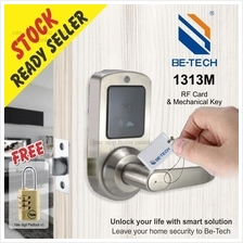 Free Yale 22mm Padlock x1) BE-TECH 1313M Digital Door Lock