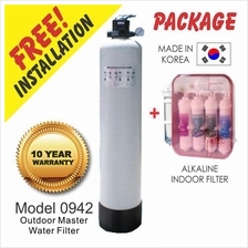 0942 Outdoor Master Water Filter+ Akaline Water System