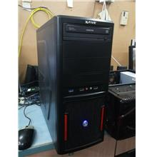 X-FIVE AMD FX-4130 Quad Core Gaming Desktop PC 060918