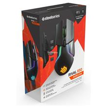 STEELSERIES MOUSE GAMING WIRELESS RIVAL 650 DUAL SENSOR RGB (62456)