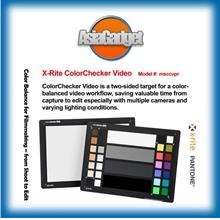 X-Rite ColorChecker Video