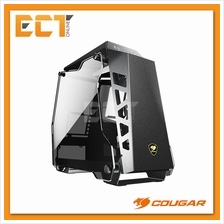 Cougar CONQUER ESSENCE Mini Tower Micro-ATX Tempered Glass Gaming Case
