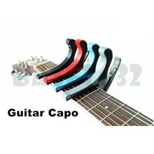 Guitar Capo Acoustic Plastic AlloyTune Change key Clamp