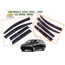 Chevrolet Aveo 2004 until 2007 AG Door Visor