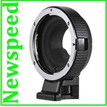 Canon EF Lens to Panasonic Olympus MFT Micro 4/3 Mount AF Adapter