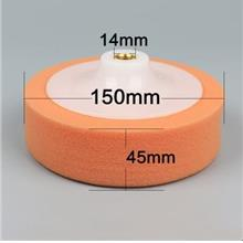 6' Polishing Wheel (orange) B0076
