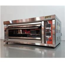 GAS OVEN 1LAYER 2DISH ID006000