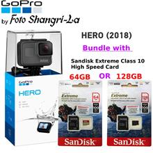 GoPro Hero (2018) Waterproof Sport Video Action Camera Record FULL HD 10MP Pho