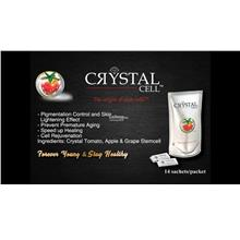[Flash Sale] Crystal Cell The Origin Of Stemcell iPhytoScience 14 sachets / pack