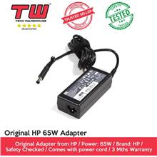 ORIGINAL HP 65W Laptop Adapter (REFURBISHED)
