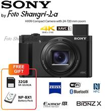 Sony Cybershot HX99 / DSC-HX99 Compact Digital Camera 24-720 mm zoom 4K Video