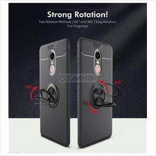 71db1aa66df Xiaomi Redmi Note 4 Snapdragon Ring Tough Armor TPU Bumper Cover Case