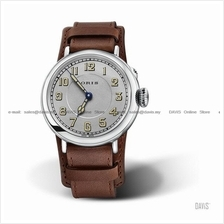 ORIS 0173277364081-SetLS Men's Big Crown 1917 Leather Silver Brown LE