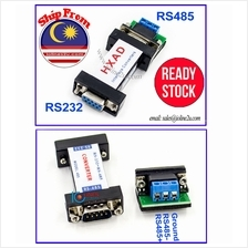 RS232 to RS485 Serial converter for access Control PLC I/O Industrial Grade