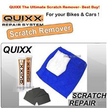 QUIXX The Ultimate Scratch Remover- Best for Bikes & Cars. Best Buy!