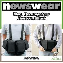 Newswear Mens Documentary Chestvest