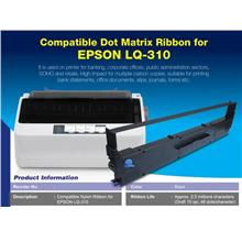 Epson LQ-310 @ S015639 / LX-310 @ S015632 Compatible Ribbon