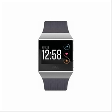 FITBIT IONIC BLUE SMART WATCH GRAY/ WHT (FB503WTGY)