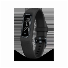 GARMIN VIVOSMART 4 LARGE SPORT WATCH WRISTBAND (010-01995-83) **BLACK**